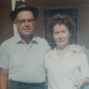 Clyde and Thelma Lout